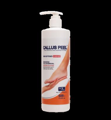 Bilde av Callus Peel Skin Softener Essence 500ml m. pumpe (Proff)